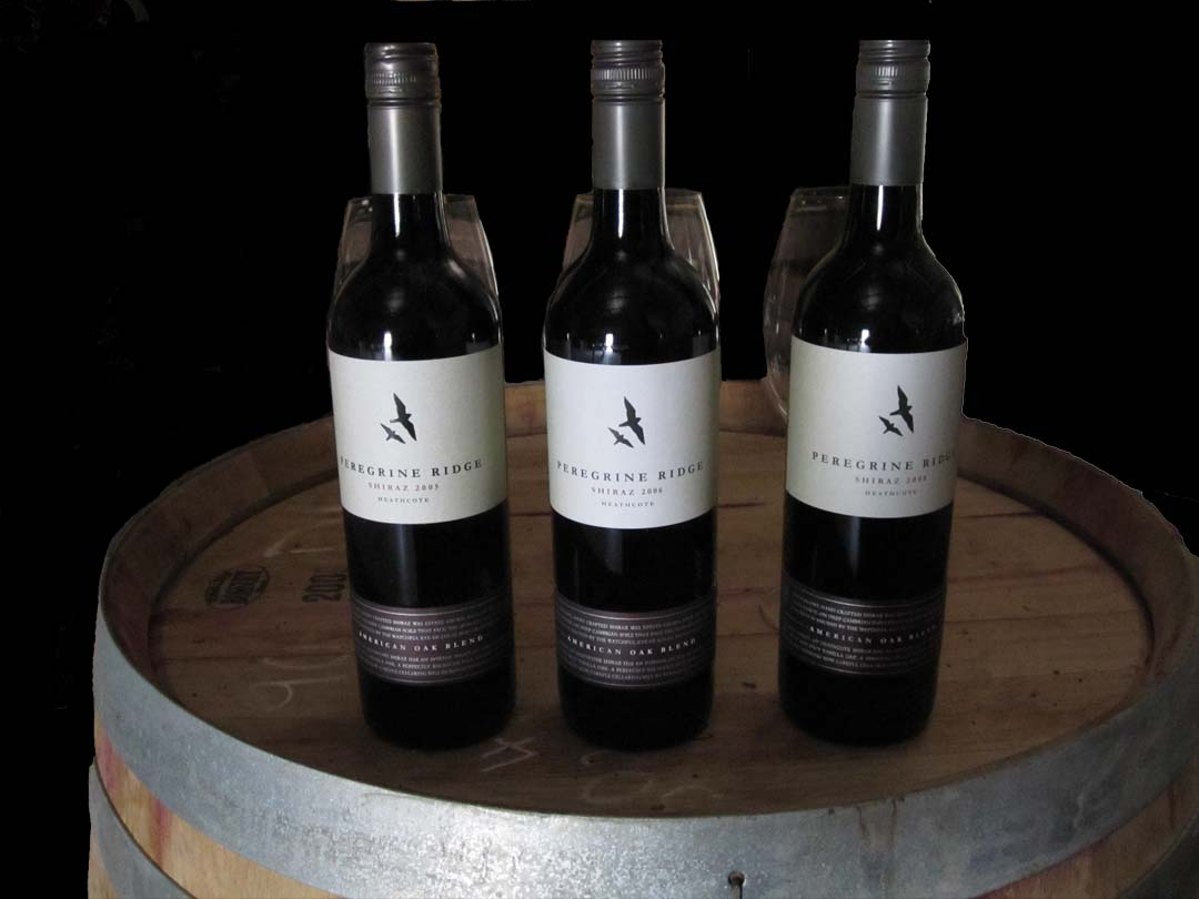Peregrine Ridge Wines