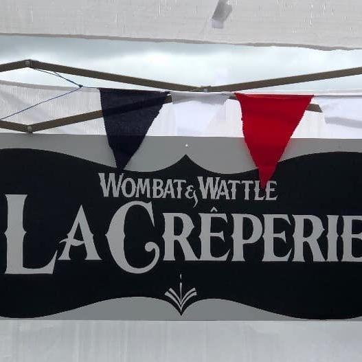 Wattle and Wombat La Creperie
